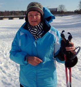 Puheenjohtaja, VTM, sosiaalineuvos Helena Hiila-O´Brien