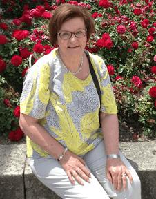 Puheenjohtaja Helena Hiila-O'Brien